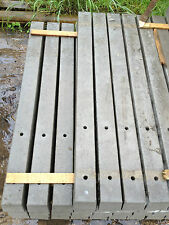 3ft 6inch(1070mm) x 3inch(75mm) x 3 inch(75mm) concrete godfathers/Repair spur