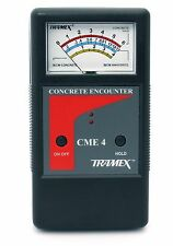 Tramex Concrete Encounter 4 CME4 Moisture Damp Meter
