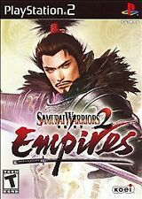 Samurai Warriors 2 Empires DISC ONLY TESTED PlayStation 2 PS2