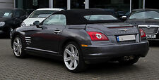 Verdeck Chrysler Crossfire,  neu