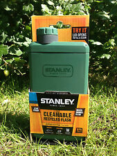 Stanley Adventure eCycle Hip Flask Green - great for spirits or your iPhone!?!