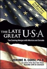 THE LATE GREAT USA_LIKE NEW_LIKE NEW_THE COMING MERGER..._JEROME R. CORSI