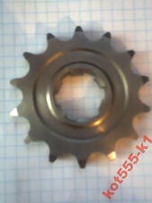 NEW VOSKHOD FRONT SPROCKET 14,15,16 TEETH