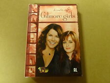 6-DISC BOX DVD / GILMORE GIRLS - SERIE 7
