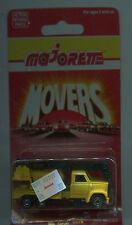 1990 Majorette Movers #283 Crane Truck           MOC BP  - Made in France