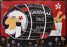 Munich gaudimax Kittsteiner mardi gras regina palais Maison des Arts Carnaval Bal