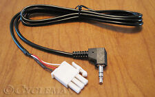 GOLDWING GL1800 Auxiliary Audio Input Cable (JMJAUX-GL18) MADE BY J&M