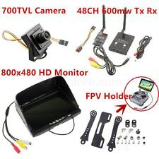 Wireless AV System 5.8G 600mw TS832 Transmitter RC832 Receiver Monitor Camera