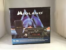 MIDLAND 79-290 AM/SSB CB Radio with Weather & Detachable Face