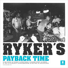 "Rykers - Payback Time 12"" MADBALL SICK OF IT ALL BACKFIRE TERROR WARZONE"