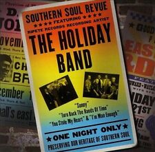 Holiday Band Southern Soul Revue CD