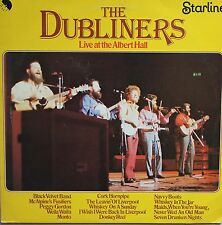 """Vinyle 33T The Dubliners """"Live at the Albert Hall"""""""