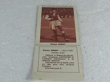 FOOTBALL BISCUITS REM REIMS SIMON ZIMNY 50s NO PANINI #1