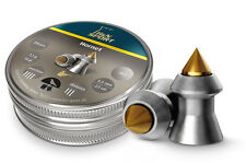 H&N Hornet .22 Brass Tip Pointed Air Rifle Pellets 5.50 Full Tin of 200
