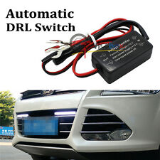 Easy Install LED Daytime Running Light Automatic ON/OFF Controller Module Switch