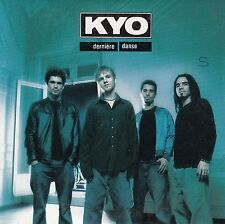 Kyo CD Single Dernière Danse - Europe