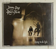 Jimmy Page & Robert Plant Shining In The Light Cd-Single UK 1998 Promocional