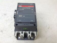 ABB A300W-20 Welding Isolation Contactor 400 Amp 600 V 110/120 VAC A300W20 (TSC)