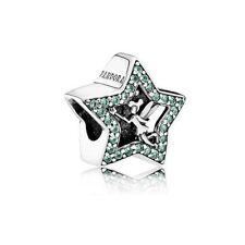 Genuine  Silver Pandora Charm Disney Tinkerbell Tinker Bell Star - 791920NPG