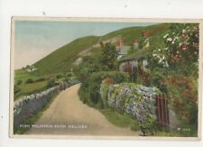 Fish Mountain From Meliden North Wales Vintage Postcard 140b