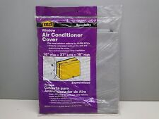 """MD 03392 Window Air Conditioner Ice Dust Draft Winter Cover 27"""" x 18"""" x 16"""""""