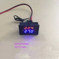 12V Digital LED Microcomputer Temperature Sensor Thermostat Controller Switch