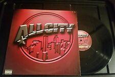 "ALL CITY - THE HOT JOINT (+CLARK KENT REMIX) (12"") 1998 Rap & Hip-Hop Vinyl EX"