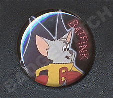 BATFINK Badge Button Pin - CLASSIC !