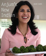 Anjum's New Indian, Anjum Anand Hardback Book