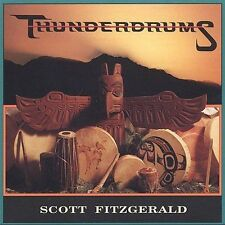Thunderdrums by Scott Fitzgerald (CD, Mar-1995, World Disc Music)