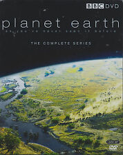 PLANET EARTH - Complete BBC Series. David Attenborough (5xDVD BOX SET 2006)