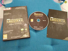OMERTA CITY OF GANGSTERS GOLD EDITION JUEGO PARA PC DVD-ROM EN ESPAÑOL