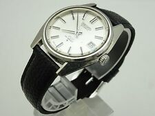 Vintage 1971 JAPAN KING SEIKO CALENDAR 5625-7000 25Jewels Automatic.