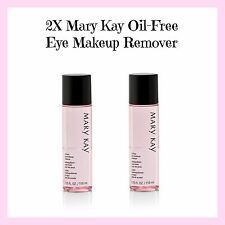 2x Mary Kay OIL FREE EYE MAKEUP REMOVER 110ml BRAND NEW