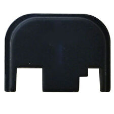Slide Cover Back Plate (Black) for Glocks