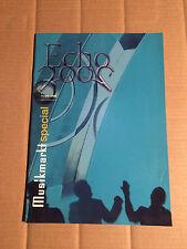 MUSIKMARKT SPECIAL ZUM ECHO 2002 - 11. März 2002