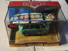 DISNEY CARS DISNEY STORE CUSTOM UNIQUE ARTIST SERIES FILLMORE  W/ DISPLAY