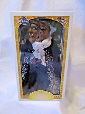 Disney Store Limited Edition Beast  Doll - ONLY  3500 made- Beauty and the Beast