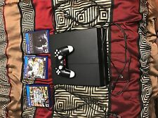 Sony PlayStation 4 Launch Edition 500GB Jet Black Console