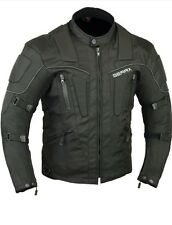 "Storm Motorbike Motorcycle Jacket Waterproof Breathable Size L 40"" Chest"