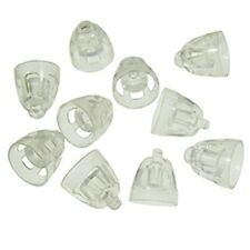 minifit Open 6mm Domes for Oticon and Bernafon Hearing Aids  - 10 Pack!
