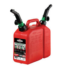 Briggs & Stratton Combination Gas and Oil Can 1-1/2 gallon and 2-1/2 quart CARB