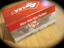 SILCA LF37 Keyblanks-Box Of Fifty- Lowe & Fletcher ,Key Blank-Free Postage