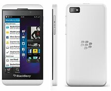 BlackBerry Z10 - 16GB - White (Unlocked) Smartphone