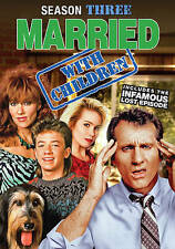 Married...With Children- The Complete Third Season [Region 1] - DVD