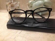 New Oliver Peoples Gregory Peck Black Frame  100% Authentic