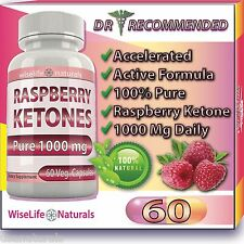 FAT BURNER Rapberry Ketone FRESH EXTRACT DR RECOMMENDED for MAX Slimming RESULTS