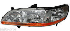 New Replacement Headlight Assembly LH / FOR 2001-02 HONDA ACCORD