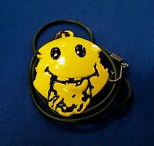 New Mic Foley Smiley Pendant Necklace Old School IMPACT Wrestling  wwe wcw