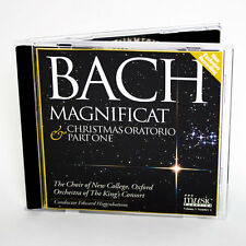 BBC - Bach - Christmas Oratorio Part 1 - Choir Of New College, Oxford - music cd